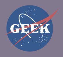 Space Geek Kids Tee