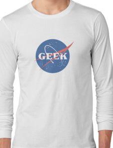 Space Geek Long Sleeve T-Shirt