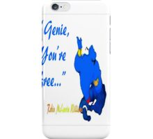 You're Free iPhone Case/Skin
