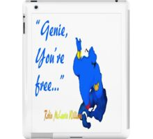 You're Free iPad Case/Skin