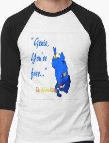 You're Free Men's Baseball ¾ T-Shirt