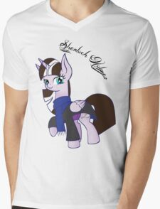 Sherpony Mens V-Neck T-Shirt