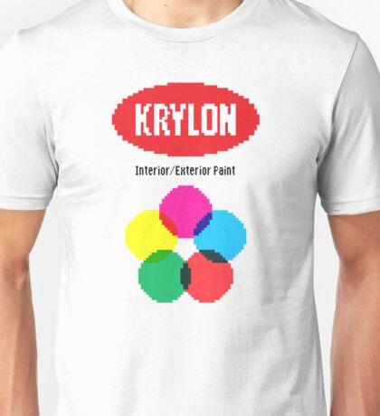 Krylon Spray Paint 8-Bit Unisex T-Shirt