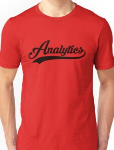 Team Analytics Tee Unisex T-Shirt