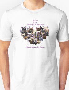 We Care, We Love Unisex T-Shirt