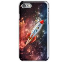 Spongebob Spaceship iPhone Case/Skin