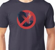 No Smoking, Man Unisex T-Shirt