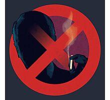 No Smoking, Man Photographic Print
