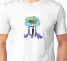 Rainforest Umbrella Unisex T-Shirt
