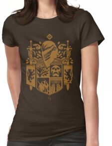 Iron Coat of Arms - IB Edition Womens Fitted T-Shirt