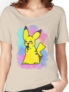 Choco-pika! Women's Relaxed Fit T-Shirt