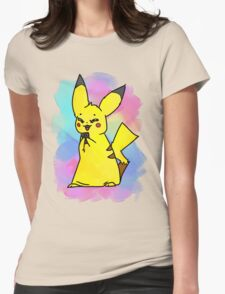 Choco-pika! Womens Fitted T-Shirt