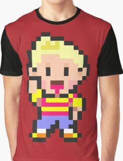 Lucas - Mother 3 Graphic T-Shirt