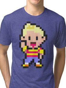 Lucas - Mother 3 Tri-blend T-Shirt