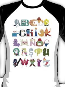Adventure Alphabet T-Shirt