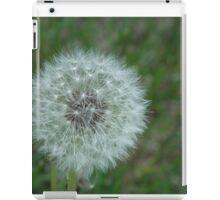 The beautiful weed #2 iPad Case/Skin