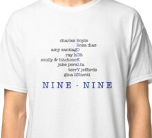 Brooklyn 99 Squad Classic T-Shirt