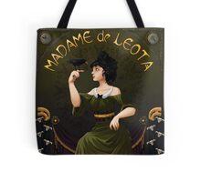 Haunted Mansion Madame Leota Tote Bag