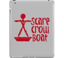 "BRAND NEW Scare Crow Boat ""Bachelor Party"" Edition Shirt  iPad Case/Skin"