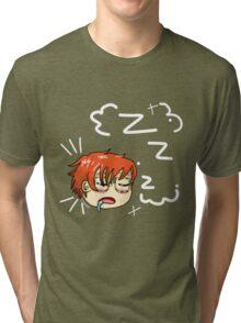 Mystic Messenger- 707 Sleeping Tri-blend T-Shirt