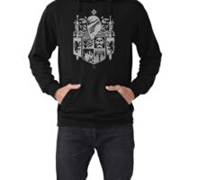 Iron Coat of Arms - DO Edition Lightweight Hoodie