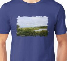 New England Seaside in September Unisex T-Shirt