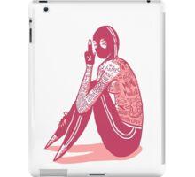 Riot Grrl iPad Case/Skin