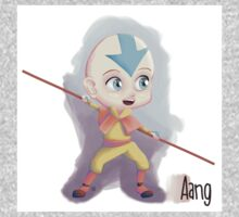A is for Aang Kids Tee
