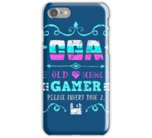 CGA Gamer iPhone Case/Skin