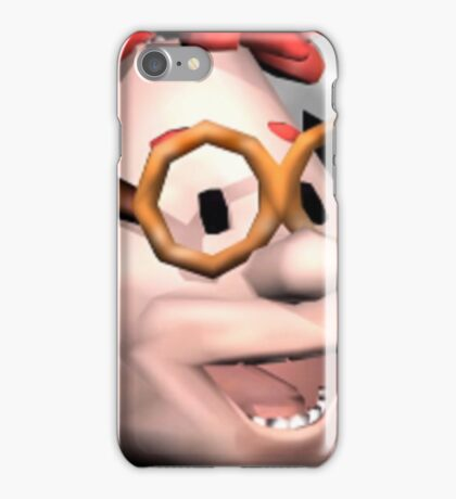 but jimmy  iPhone Case/Skin
