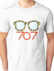 707's glasses Unisex T-Shirt