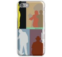 Quentin Tarantino Movie Collage iPhone Case/Skin
