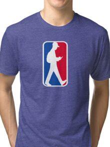 nba pokemon go Tri-blend T-Shirt