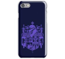 Iron Coat of Arms - FWC Edition iPhone Case/Skin