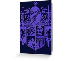 Iron Coat of Arms - FWC Edition Greeting Card