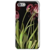 Poster Tulips iPhone Case/Skin