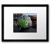Jeep FC-170 on Beale Street Framed Print