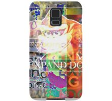 Abstract Expand Dong Samsung Galaxy Case/Skin