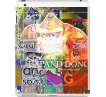 Abstract Expand Dong iPad Case/Skin
