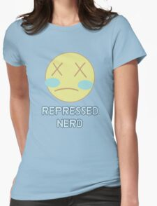 Repressed Nerd Pearl - Steven Universe Inspired  Womens Fitted T-Shirt
