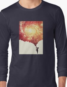 The universe in a soap-bubble! Long Sleeve T-Shirt