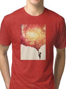The universe in a soap-bubble! Tri-blend T-Shirt