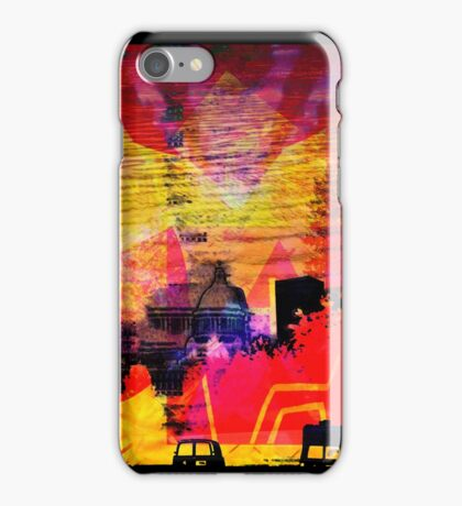 City Space iPhone Case/Skin