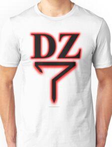 DZ 7's - Red Shadow Unisex T-Shirt
