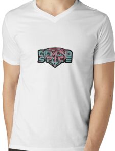 DJ Diamond-Spice Mens V-Neck T-Shirt