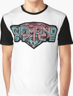 DJ Diamond-Spice Graphic T-Shirt