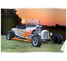 1923 Dodge Bros Roadster I Poster