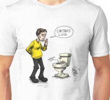 Captain's Log Unisex T-Shirt