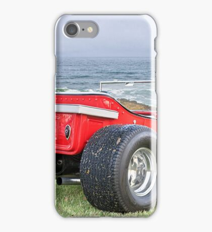 1927 Ford T Bucket Roadster Pickup iPhone Case/Skin