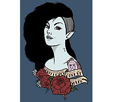 Marceline The Vampire Queen (v.2) Photographic Print